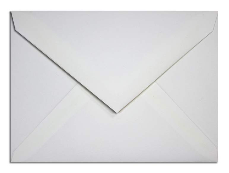 "A2 4 3/8"" x 5 3/4"" ""4x5"" Baronial Style V Flap Envelopes"